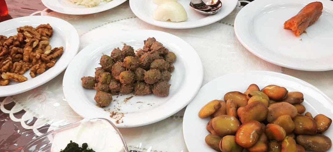 رستوران پیمان شفت ، رستورانی با برنج دودی اصل + فیلم