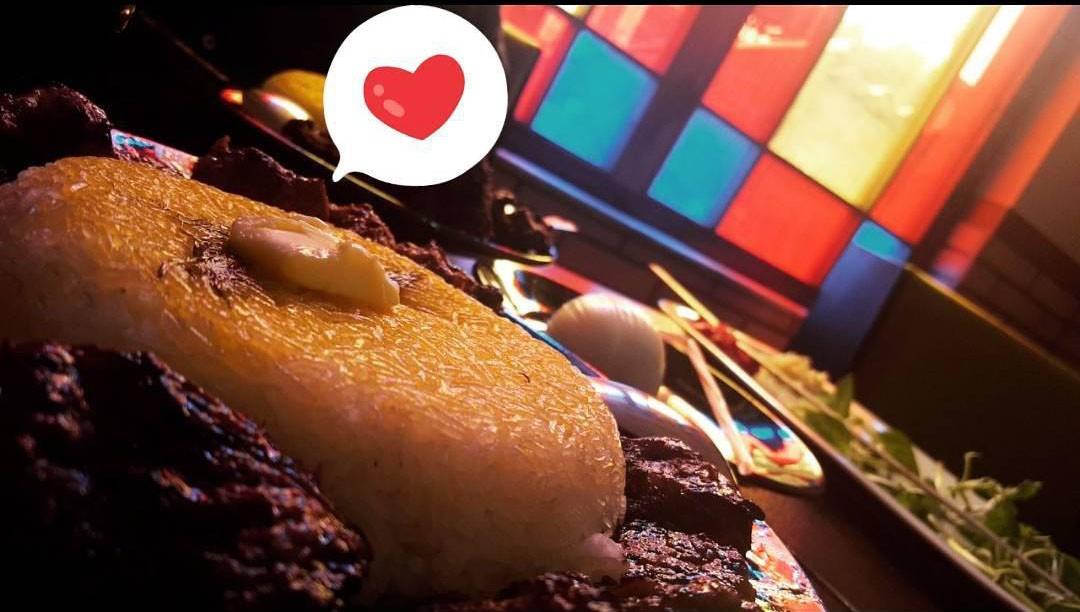 گمج کباب ، رستوران شیک با ظاهر گیلانی! + تصاویر