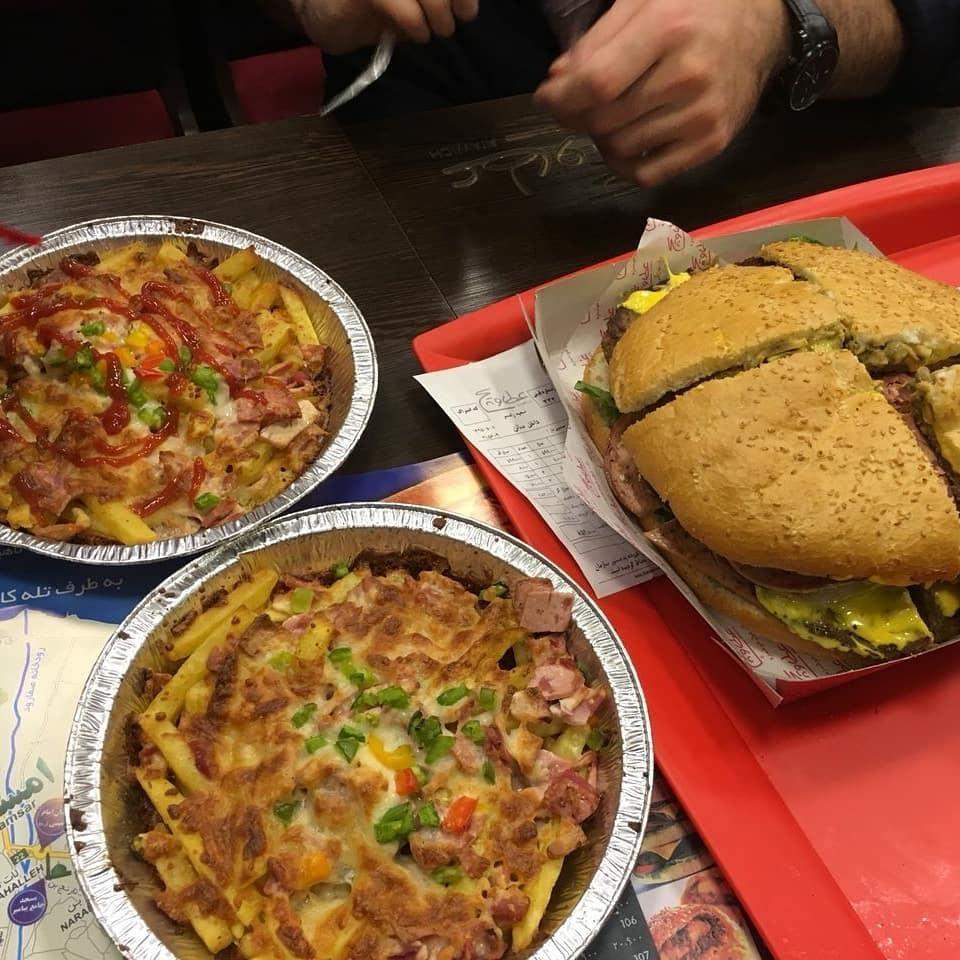 رستوران عطاویچ رامسر غذاهاش چطوره؟