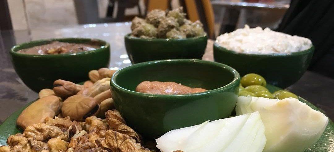 عکس همه غذاهای محلی گیلان
