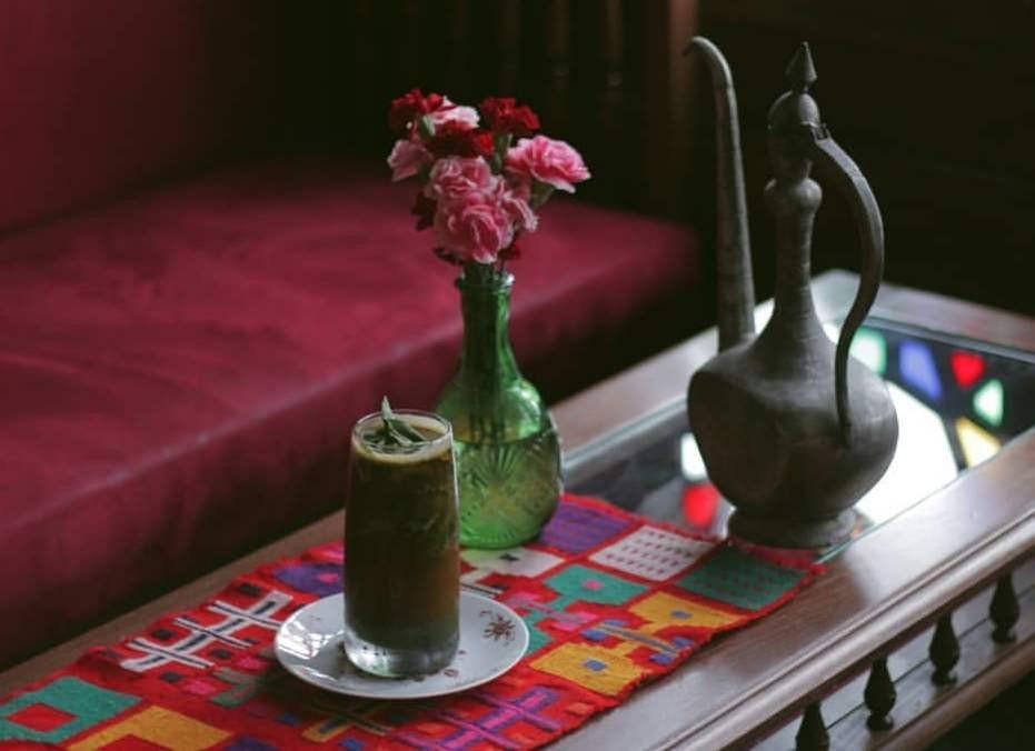 انواع شربت های سنتی ایرانی [آموزش نوشیدنی آبغوره رشتی]