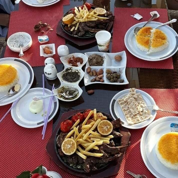 رستوران وحید ، یه رستوران خوب تو لاهیجان! + تصاویر