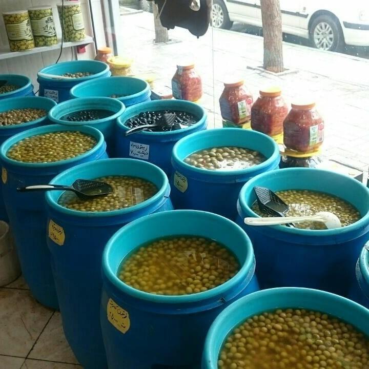 بهترین زیتون سرا برای خرید انواع زیتون در رودبار