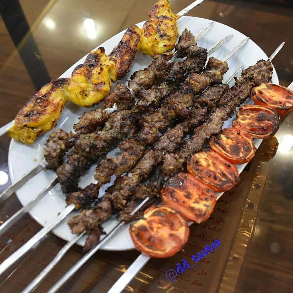 کبابی بهمنی ، پلوکباب ارزان و خوشمزه در استانه اشرفیه