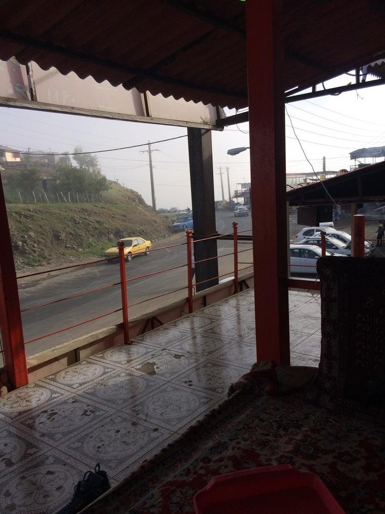 رستوران مجید در جاده اسالم به خلخال رو از دست ندید + تصاویر