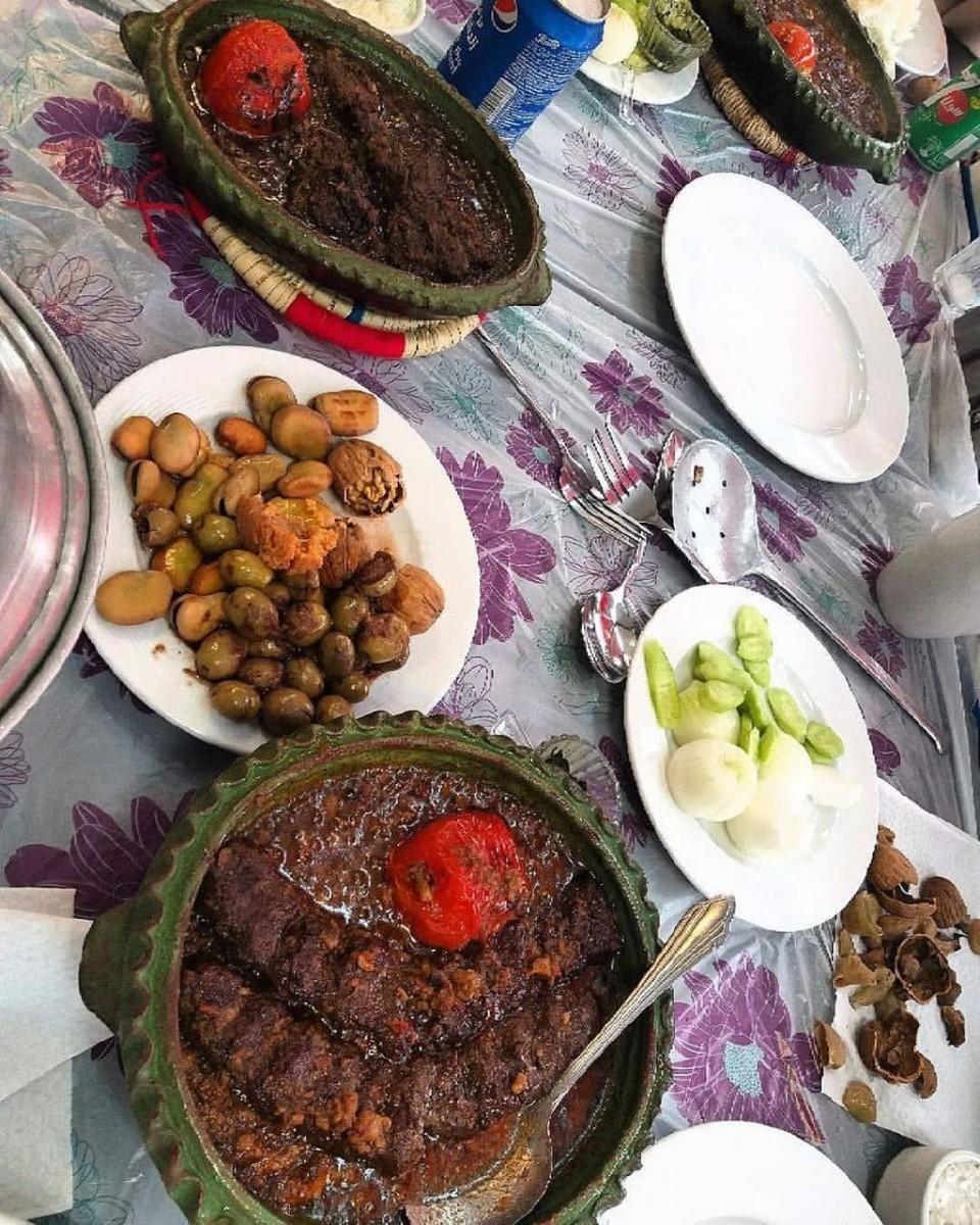 طرز تهیه گمج کباب رشت به روش رستوران های گیلان