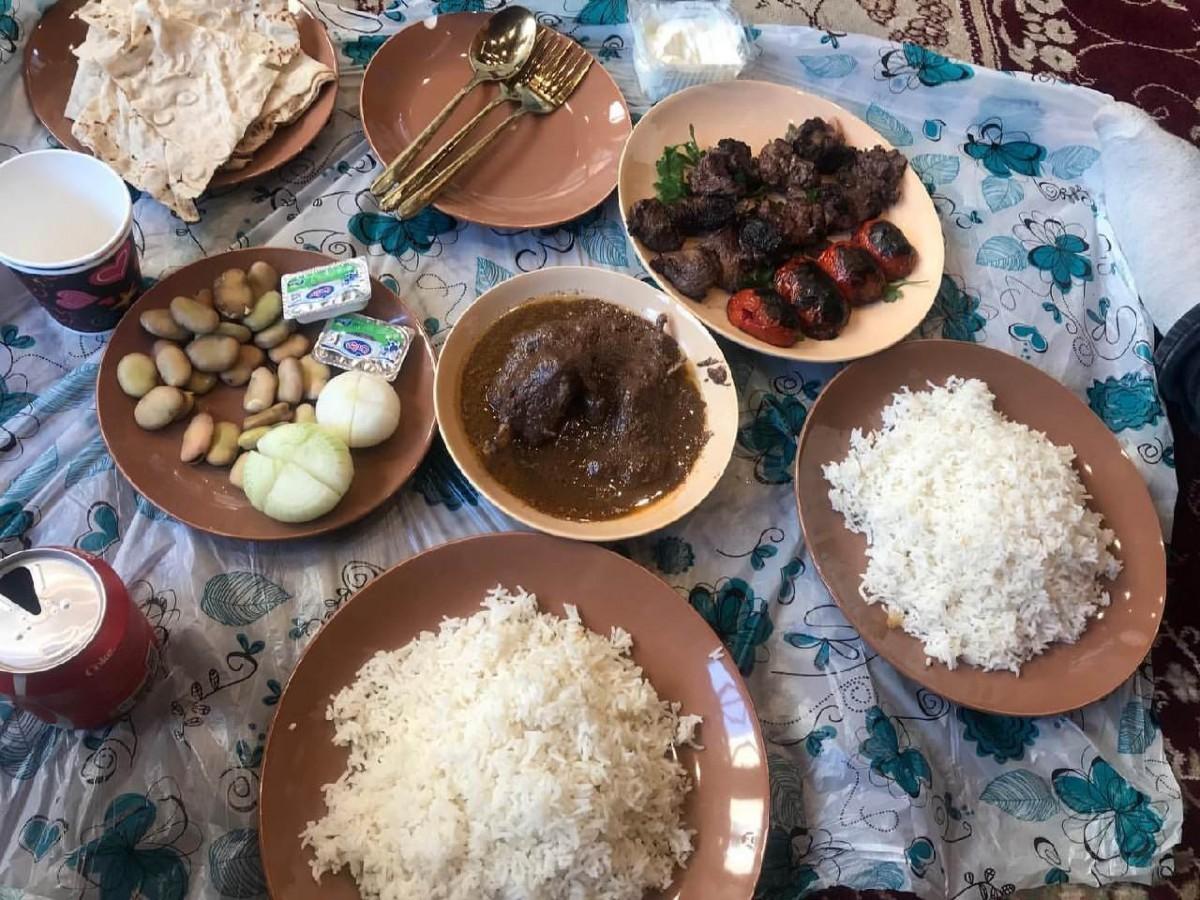 پلوکبابی یا رستوران حسینیان؟ نگاهی به قدیمیترین غذاخوری فومن!