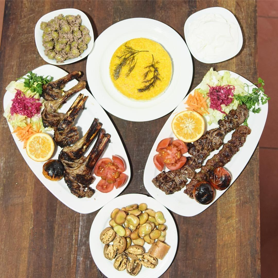 رستوران سیمرغ لاهیجان ؛ بهترین کافه با خفن ترین ویو