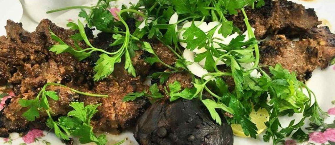 رستوران شهر سبز مجید در کومله؛ بهترین کباب کوبیده گیلان در لنگرود