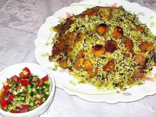 کلم پلو رستورانی به سبک شیرازی بلدی؟ + عکس