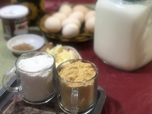شیرینی نخودچی معروف گیلانیها برای عید نوروز+فیلم