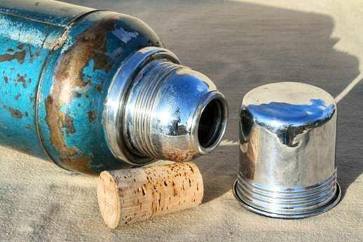 از بین بردن بوی قمقمه فلزی (مضرات فلاسک استیل)