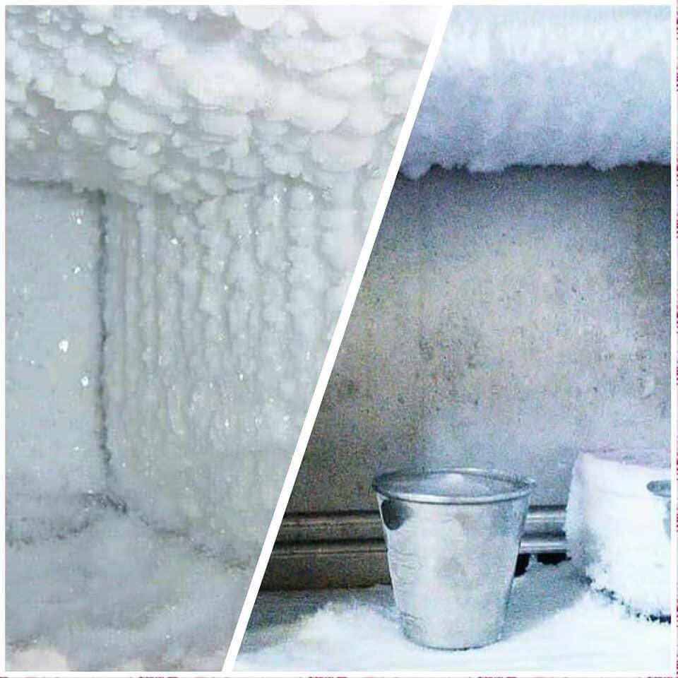 چرا یخچال برفک میزند؟ ➲ چکار کنیم که یخچال برفک نزند